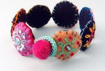 Things to do with Felted Wool