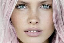 - pastel hair - / by Julie