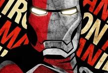 Iron Man! / by Annika Shinn