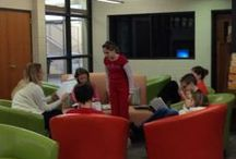 Iowa School Libraries Make a Difference / Example of great things happening in Iowa school libraries