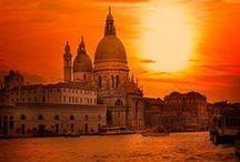 Voglio vedere Venezia prima di morire! / I want to see Venice before I die! / by Amedeo Caravaggio