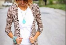 {SBD} Leopard Print Done Right / Leopard print doesn't have to be trashy! Simple touches can take an outfit pop, for all ages! / by Sadie Bloom Designs