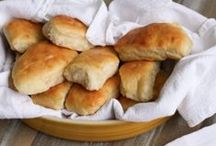 Recipes - breads & crackers