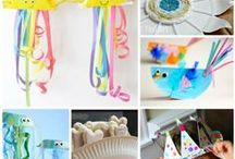 Kids crafts / by Violet Flowers