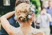 Wedding Looks We Love / Elegant, classic, modern, and eclectic bridal styles to inspire you on your special day.