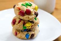 FOOD - Cookies / Yummy cookie recipes