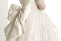 BEAUTIFUL WEDDING DRESSES / •Wedding gowns of all types.