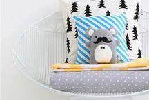 Jed / Baby Nursery Inspiration