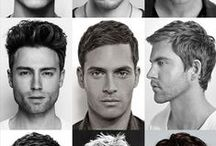 Men's Hair / Latest trends and styles in men's hair.