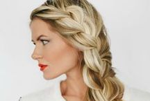 Braids / Millions of ways to achieve the perfect braided hairstyle