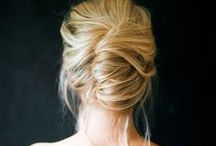 Up-Dos / From messy buns to elegant french twists...all things updo to inspire your style.