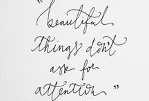 Quotes we love /  #inspire #love #shine