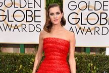 Red Carpet Favorites / Celebrity Red Carpet looks we love! From the Golden Globes to the Grammies, these celebs nailed it!