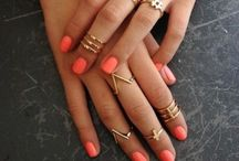 Stacked Rings***