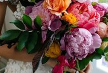 Bridal Bouquet Beauties / A collection of our favs to help you choose flowers for your perfect bridal and bridesmaid bouquets!