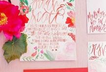 Wedding Paperie / Some of our favorite finds for traditional & alternative Save the Dates, Wedding Invitations, Guest Books, Ceremony Programs, Place Cards, Table Numbers, Menus and Thank You Notes!