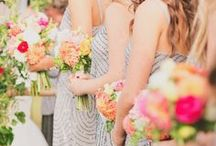 Bridesmaid Besties / All the wonderful things that come along with having your best girls by your side on your big day!