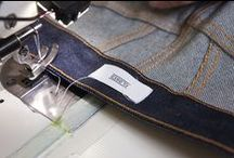FRIENDS PRODUCE FOR FRIENDS / At Closed we are loyal – especially when it comes to our manufacturers. We like to produce our clothing at the source of where the materials originate. Europe is the focus for cotton yarn and fabrics. The denim for our Jeans is woven, sewn and washed in Italy. Often made by second generation employees. Equality, friendly working conditions and fair wages goes without saying. Every single Closed product is made with love and in every detail you can find consciousness for quality. #Closedofficial