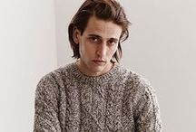 CLOSED MEN AUTUMN/WINTER' 16 COLLECTION / Men's winter 2016 is all Scottish. Tweeds, checks, houndstooth and traditional fair isles are being reinterpreted in the Closed way. Facing rural denim washes, casual layering and modern silhouettes. With thematic excursions to the Isle of Skye and the Docks.