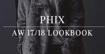 AW 17/18 Lookbook
