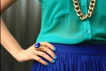 Wardrobe Wishlist / by Becky W
