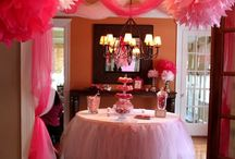 Party Ideas / by Chelsea Fackrell