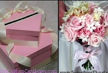 Pink Weddings / A variety of wedding, shower, party, and other special event ideas and inspiration in a range of pink tints and shades including #pink #blush #hotpink #fuchsia and #magenta. #wedding #party #shower #ideas / by Something Floral™