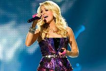 Carrie Underwood / by Corissa Ryan-Leavens