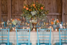 Long Table Decor / A variety of ideas and inspiration for #wedding #shower and #party #table #decor / by Something Floral™