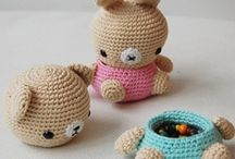 knit/ crochet