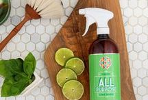 HAVEN Natural Home Products / Handcrafted in Brooklyn, HAVEN's botanical home care products brighten chores with the nontoxic power of raw, straight-from-nature ingredients and incredibly fresh organic scents.  Formulated to nourish your space and your well-being, HAVEN's home care products are packed with the nontoxic power of raw natural ingredients and fresh organic scents. Each product is uniquely multi-purpose and sustainably packaged to clean more with less.  You can shop HAVEN products online here HomeIntoHaven.com