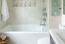 Project B / How to achive the perfect small bathroom