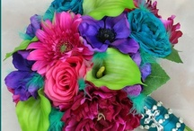 Realistic Artificial Flowers / A folder containing a variety of realistic, silk / artificial / permanent floral designs for weddings, showers, parties, and other special events. Also featuring wreaths, centerpieces, and other floral decor for homes, offices, restaurants, and hotels. / by Something Floral™