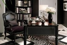 office/craft room ... / by Kimberly Newman Rainey