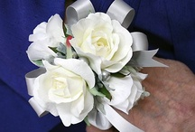 Corsages & Wristlets / A  board to showcase a wide variety of floral and non-floral, pin-on and wrist-style corsages for weddings, showers, proms, engagement parties, anniversaries, and other special events. / by Something Floral™