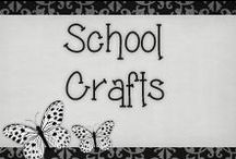 › School Crafts. /  › my kindergartener loves to create cute things.. so, here are some ideas for your kids to make at home or school.