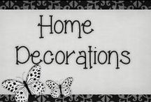 › Home Decorations. / › home decorations that i think would look great in my house ^_^