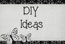 › Diy Ideas. / › amazing ideas to DIY, for the household, kids or as a gift!!