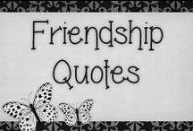 › Friendship Quotes. / › quotes of what friendship its all about!