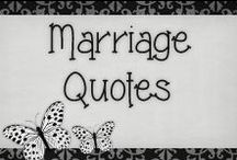 › Marriage Quotes. / › quotes of what marriage its all about ♥