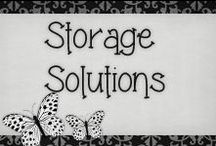 › Storage Solutions. / › i'm a really organized person.. i love everything to stay in place but with two toddlers and a crazy husband something it's impossible, i have some wonderful ideas i would like to try at home!