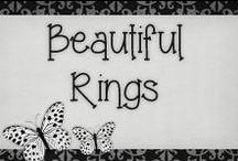 › Beautiful Rings. / › Very Cute & Elegant Rings! / by Samantha Navarrete ♥