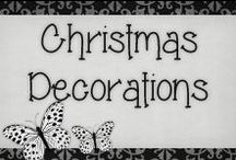 › Christmas Decorations. / › really great ideas to decor the house for christmas eve, it's really inspiring!