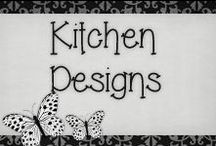 › Kitchen Designs. / › kitchens.. i loveeee it, very cute ideas of how to decorate  your kitchen, patterns, colors and much more!!