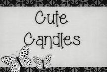 › Cute Candles. / › i'm a candle lover, i always have candles lighting up my home, so here are new ideas to have your candles at home and gorgeous candles as well.