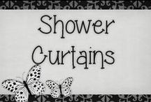 › Shower Curtains. / › beautiful ideas to decorate your bathroom, love all curtains.