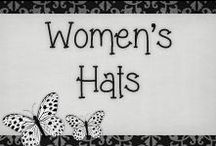 › Women's Hats / › i love this lovely and beautiful hats for woman!