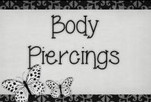 › Body Piercings. / › Look painful but i would love to have one!