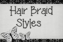 › Hair Braids Styles. / › beautiful hair braids of all kinds for long and short hair, very creative gotta try some of them!