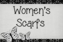 › Women's Scarfs. / › I Love Scarfs, I Like The Idea To Make Them Your Own!